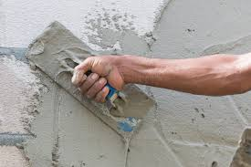 Plaster Patching Dendron